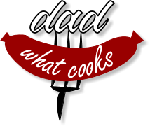 dad what cooks logo