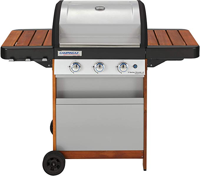 Camping Gaz Woody 3 BBQ Gas grill Top 5 BBQs for 2021