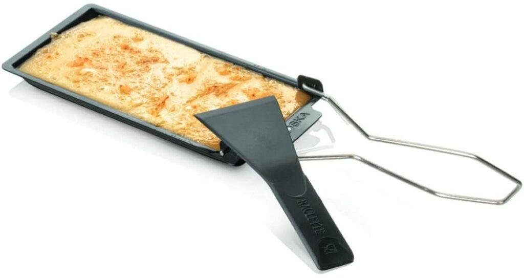 bbq cheese raclette barbecue scraper